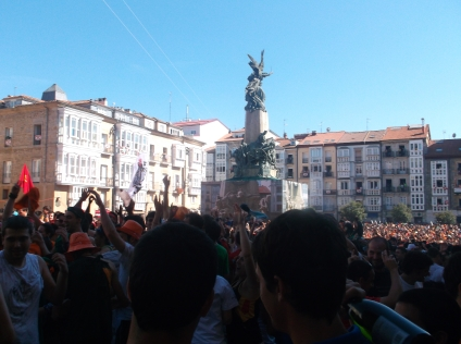 Getxo, Bilbo, Vitoria 101