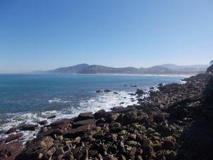 Camino Day 3 Zarautz-Zumaia 028
