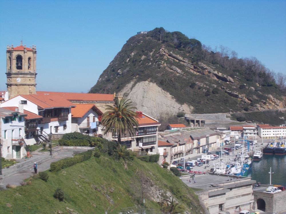 Camino de Santiago. Etapa 3. Zarautz-Zumaia. (5/6)