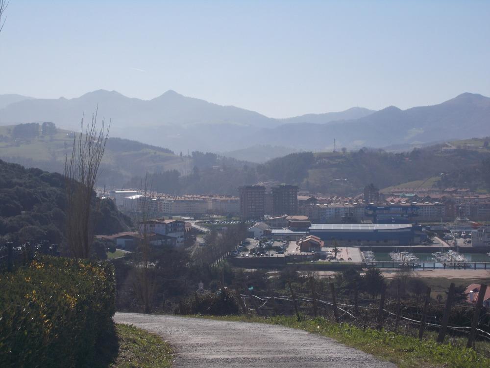 Camino de Santiago. Etapa 3. Zarautz-Zumaia. (1/6)