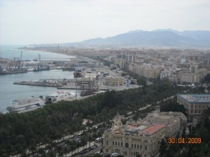Malaga castillo12