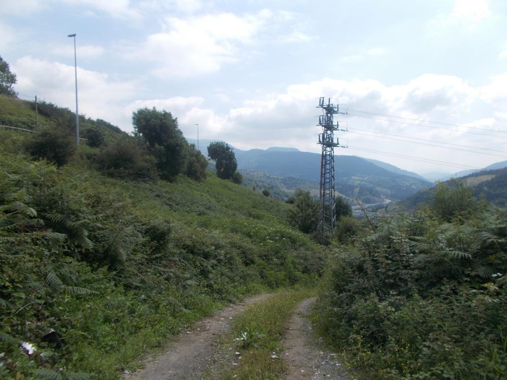 Camino de Santiago Etapa 9. Bilbao-Ortuella. (1/6)
