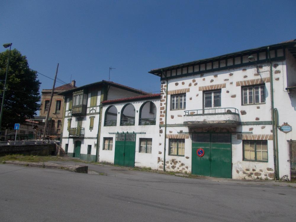 Camino de Santiago Etapa 9. Bilbao-Ortuella. (2/6)