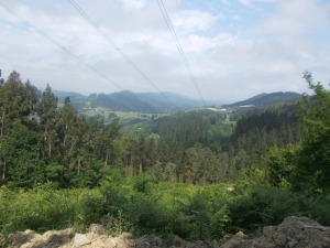 Camino Day 7 Gernika-Zamudio 069
