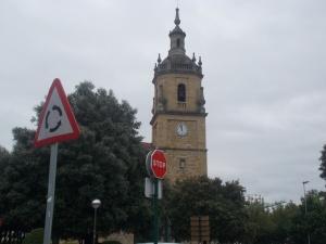 Camino Día 8 Zamudio-Bilbao 002