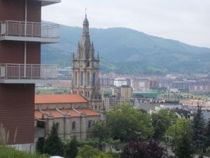Camino Día 8 Zamudio-Bilbao 037