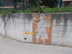 Camino de Santiago Ortuella-Castro Urdiales 124