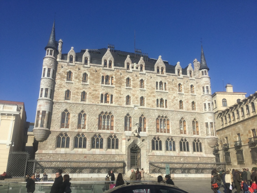 A cold weekend in León and Astorga (3/6)