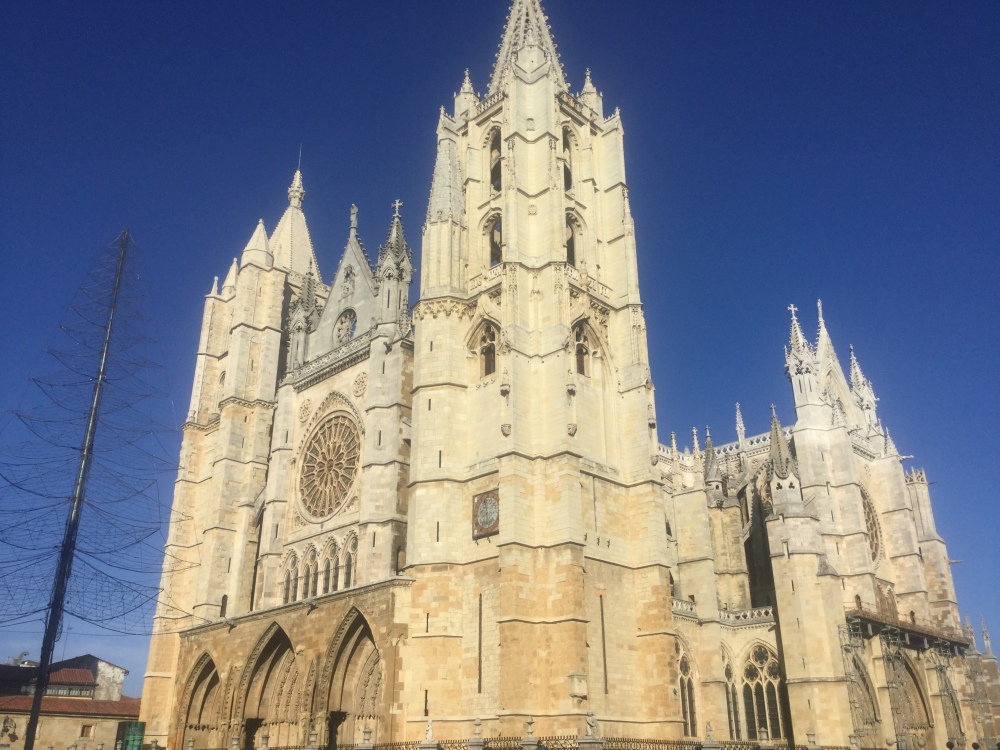 A cold weekend in León and Astorga (1/6)