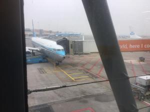 amsterdam plane